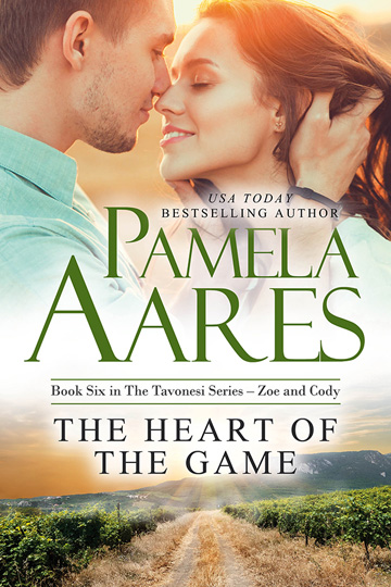 Aim For Love (The Tavonesi Series, #4) by Pamela Aares