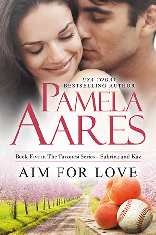 Aim for Love by Pamela Aares