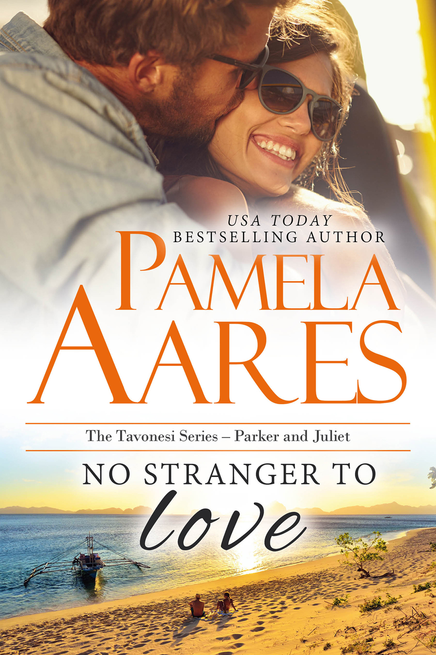 No Stranger to Love by Pamela Aares