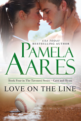 Love on the Line - The Tavonesi Series, Book 4 - by Pamela Aares